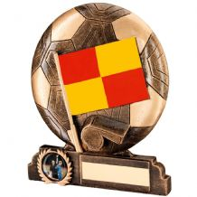 ASSISTANT REFEREE FLAG AWARD